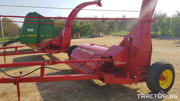 Други TAARUP 8 - Трактор БГ