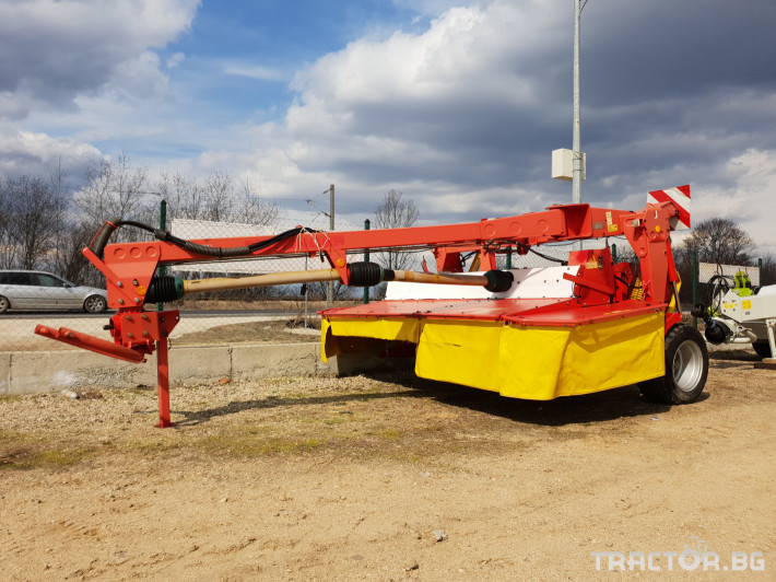 Косачки POTTINGER CAT 310P 2 - Трактор БГ