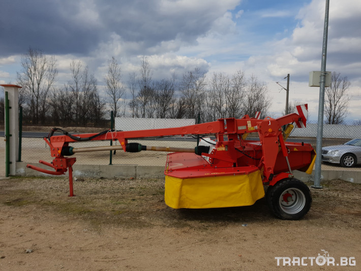 Косачки POTTINGER CAT 310P 3 - Трактор БГ