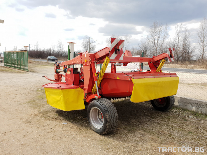 Косачки POTTINGER CAT 310P 4 - Трактор БГ