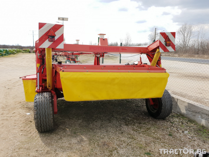 Косачки POTTINGER CAT 310P 5 - Трактор БГ