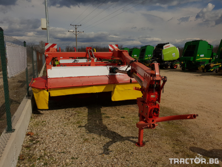 Косачки POTTINGER CAT 310P 9 - Трактор БГ