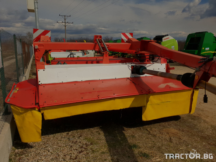 Косачки POTTINGER CAT 310P 10 - Трактор БГ