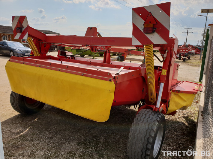 Косачки POTTINGER CAT 310P 11 - Трактор БГ