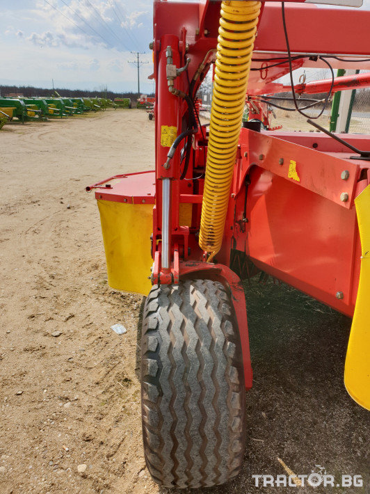 Косачки POTTINGER CAT 310P 12 - Трактор БГ