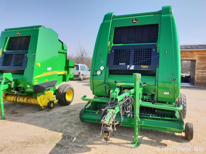 Сламопреси John-Deere 864 2 - Трактор БГ