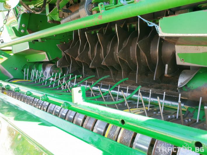 Сламопреси John-Deere 864 4 - Трактор БГ
