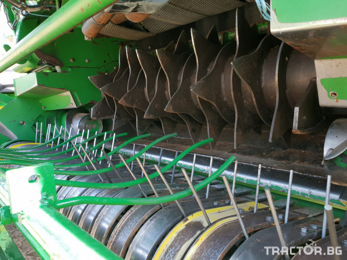 Сламопреси John-Deere 864 5 - Трактор БГ