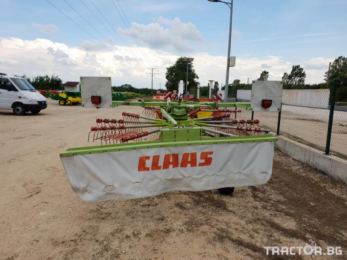 Сенообръщачки Claas Liner 650 TWIN 7