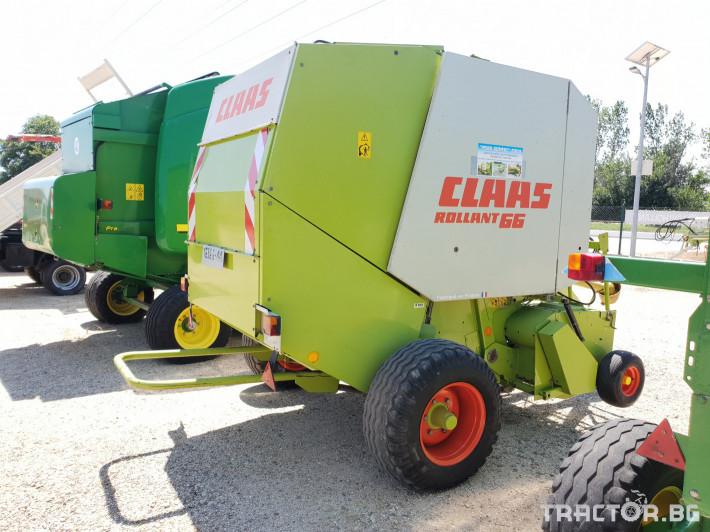 Сламопреси Claas Rollant 66 8