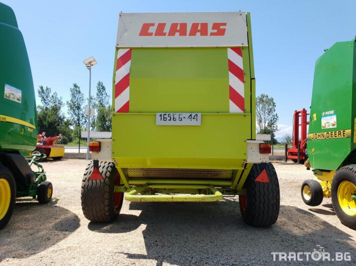 Сламопреси Claas Rollant 66 12