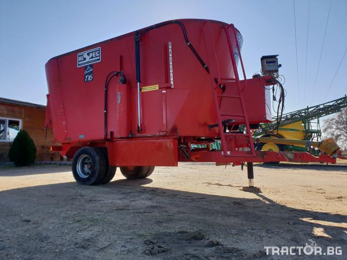 Други Миксер HISPEC T16 1 - Трактор БГ
