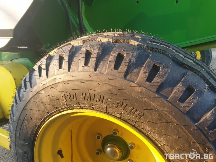 Сламопреси John-Deere 592 мрежа+сезал 4 - Трактор БГ