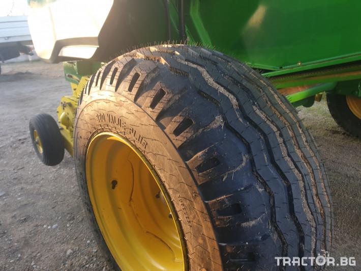 Сламопреси John-Deere 592 мрежа+сезал 5 - Трактор БГ